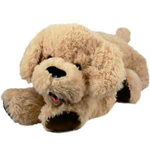 "28"" Jumbo Soft Plush Puppy Dog Super Cuddly Toy Stuffed Giant Pillow Cute Teddy"