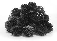 "500 Count JUMBO 1.5"" BioBalls- Pond Filter Media -Koi Biofilter-Bio balls-water"