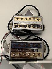 Dearmond Goldtone Humbucker Electric Guitar pickups Neck And Bridge