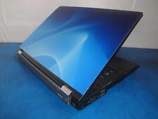 FAST Windows 7 Cheap Dell E6400 Laptop Core 2 Duo 2.4Ghz 4Gb DVDrw New Battery