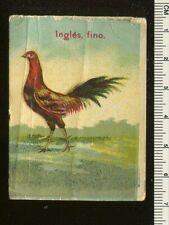 Cigarettes / Cigarrillos Card, Carabian,H.Clay Postal Card Facsimile u3892