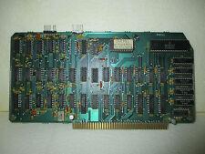 DISPLAY + KEYBOARD CARD 8709288A1 TRS-80 MODEL 2, 12, 16, 16b, 6000 RADIO SHACK