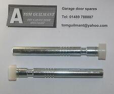 King garage door roller spindles circlip type