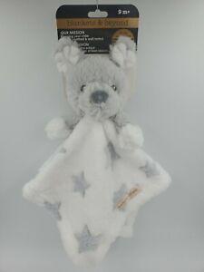 Blankets & Beyond Plush Security Blanket, Boys Shower Gift, Puppy Dog B17