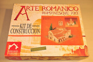 Chiesa di SANTA MARIA d'EGARA XII sec -DOMUS-KITS in scatola originale sigillata