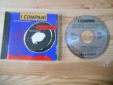 CD Ethno I Compani - Luna Triste (7 Song) BV HAAST
