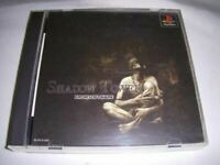 USED PS1 PS PlayStation 1 SHADOW TOWER shadow Tower