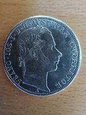 Haus Habsburg 1 Gulden (Florin) 1863 A vorzüglich - Franz Joseph I. 18