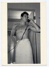 Rock Hudson 1952•Photo by Sid Avery•Hollywood Movie Actor•4x6 POSTCARD