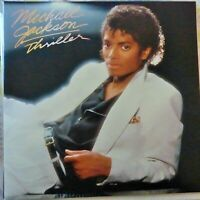 MICHAEL JACKSON LP THRILLER 2016 EUROPE REISSUE EX/EX OIS