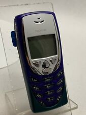 Nokia 8310 - Eternity Blue (Unlocked) Mobile Phone