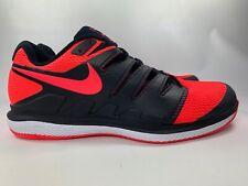 new styles a8335 93033 New ListingNikeAir Zoom Vapor X HC Black Solar Red White Roger Federer Size  12.5 AA8030-006