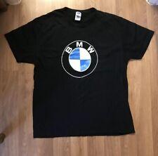 "BMW - Bike - Car t shirt - XXL (more Like XL) 44"" Chest"