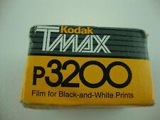 Kodak TMAX P3200, 36 Exposures PRO FILM 4 B&W PRINTS Expired 09/1995 lomography