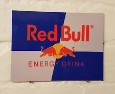 REDBULL sign metal Aluminium energy drink pub,bar,signs,man cave gives you wings