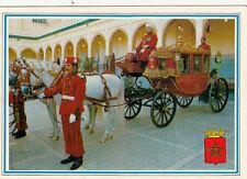 MAROC MOROCCO RABAT carrosse royal