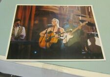1992 Mary Chapin Carpenter Walt Disney Diamond Revue Publicity Press Photo 8x10