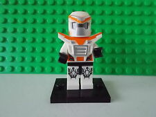 lego minifigures the battle mech from series 9