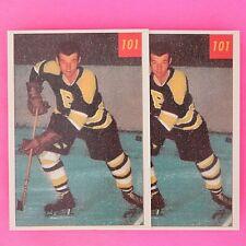 Lot of 2   DON CHERRY 1993  PARKIE REPRINTS  #101  Boston Bruins  EC7
