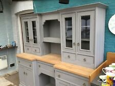 Country Kitchen Dresser And Sideboard