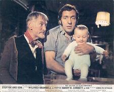 STEPTOE AND SON ORIGINAL BRITISH LOBBY CARD HARRY H CORBETT WILFRED BRAMBELL