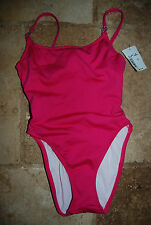NWT Dark Fuschia Pink VICTORIA'S SECRET One-Piece Swimsuit 4