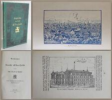 Lempens historia La Ciudad De Elberfeld 1888 Ortskunde