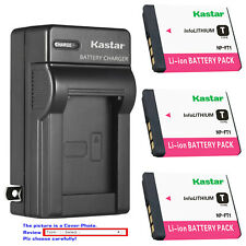 Kastar Battery Wall Charger for Sony NP-FT1 & Sony Cyber-shot DSC-T5/N Camera