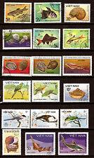 VIETNAM  Poissons,oiseaux,coquillages ,fish,birds,shells  153B
