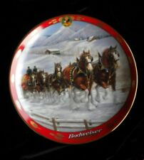 Budweiser Clydesdales - By Susie Morton -1998 From Pride Of Budweiser Collection