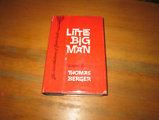 Thomas Berger LITTLE BIG MAN 1st Edition in jacket