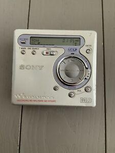 Sony MZ-R700PC Minidisc Player