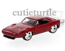 Jada Bigtime Muscle 1969 Dodge Charger Daytona 1:32 Diecast Toy Car Red