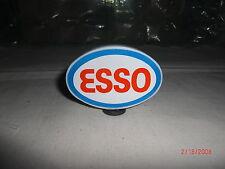 Vtg Antique Circa Auto Truck Car ESSO DASH MAGNET Hot Rat Rod 30s 40s 50s 60's