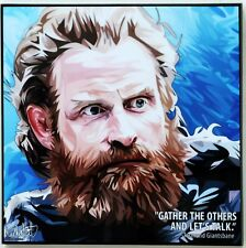Tormund Giantsbane canvas quotes wall decals painting framed pop art poster