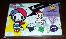 NEW! TOKIDOKI CARTINA BLOTTING PAPERS 100 sheets package