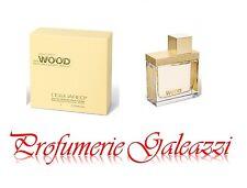 DSQUARED2 SHE WOOD GOLDEN LIGHT EDP POUR FEMME VAPO NATURAL SPRAY- 30 ml