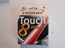 TRESSE CLIMAX TOUCH8-BRAID ROSE 135m 0.20mm 19kg