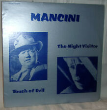 Henry Mancini Touch Of Evil & The Night Visitor Soundtrack Scores 1977 Lp