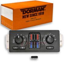 Dorman OE Solutions 599-210 HVAC Control Module for 15136889 15084170 ti