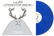 Thud Rumble LeJAD - Stereotor Break Traktor Vinyl!! NEW!! SEALED!! FREE SHIPPING