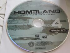 Homeland First Season 1 Disc 4 Replacement DVD Disc Only 56-90