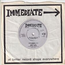 """THE SMALL FACES..LAZY SUNDAY..EXCELLENT 1968 IMMEDIATE POP / BEAT 7""""..IM 064"""