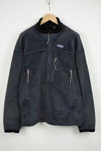 PATAGONIA POLARTEC W812F Men's X LARGE Zip Fluffy Fleece Outdoor Jumper 32652-GS
