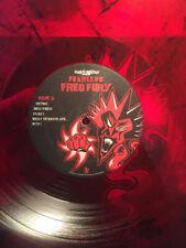 Insane Clown Posse - Fearless Fred Fury 2 x LP Colored Vinyl Album - ICP RECORD