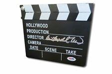 Guillermo Del Toro Autographed Mini Movie Clapper The Shape of Water PSA AE83531