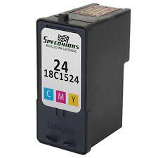 Lexmark Remanufactured 18C1524 (#24) Color Ink Cartridge