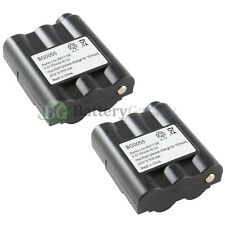 2 Two-Way 2-Way Radio Rechargeable Battery for Midland AVP-7 BATT5R BATT-5R HOT!