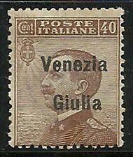 Austria Offices Abroad -  VENEZIA GUILIA  1918  Scott  no. N26