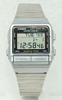 Orologio Casio DB-520 data bank anni 80 vintage watch digital casio clock rare
